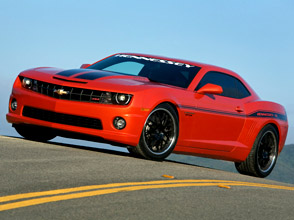 hennessey unleashes the 2010 hpe550 camaro