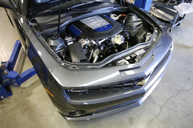 2010 HPE700 Camaro with LS9 engine