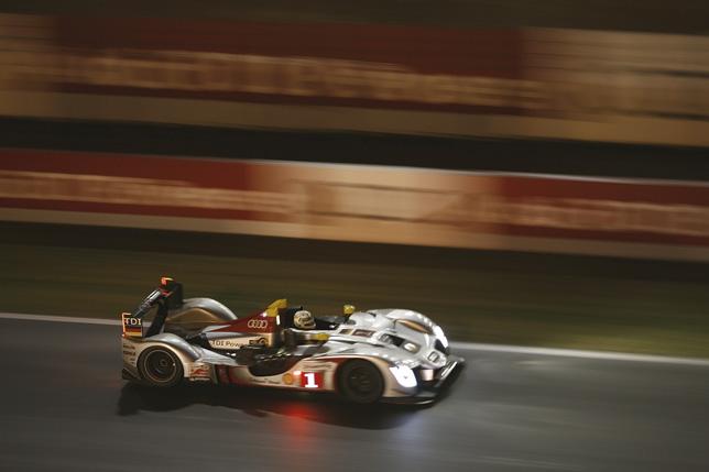 24h Le Mans - Audi R15 TDI