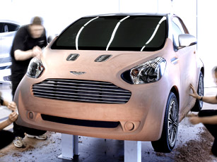 Aston Martin Cygnet - The Innovative Commuter Concept Car