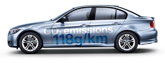 BMW 316d ES Saloon