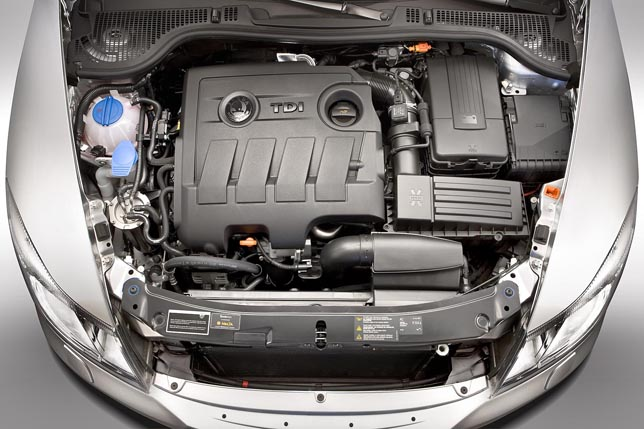 Skoda Auto modernised 1.2 HTP engine