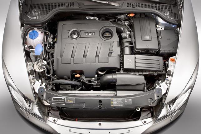 Skoda Auto modernised 1.2 HTP engine