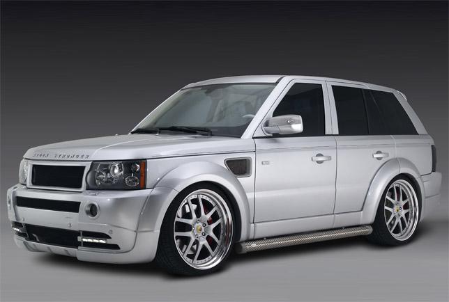 Arden Range Rover Sport AR6 Stronger - MY2009 Daylight - 23Inch Sportline