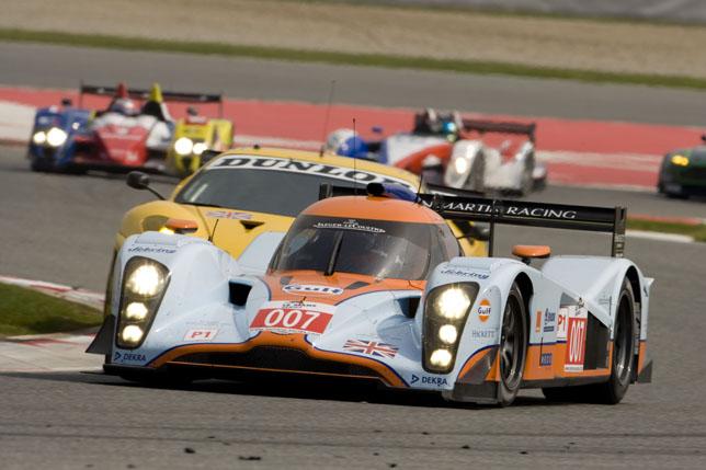 Aston Martin Racing at Le Mans