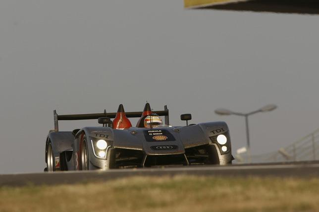 Audi Motorsport at 24 Hours of Le Mans