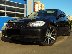 BMW E90 320d - Test Drive