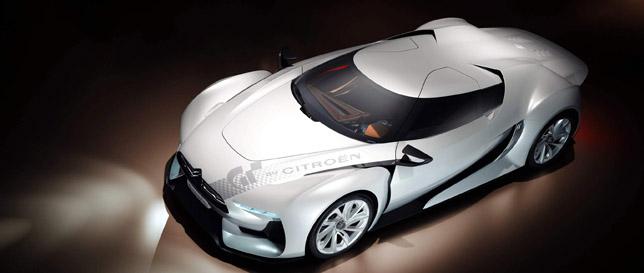 GTbyCitroën Supercar Concept