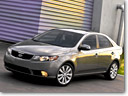 2010 Kia Forte Compact Sedan Hits the Streets of U.S.