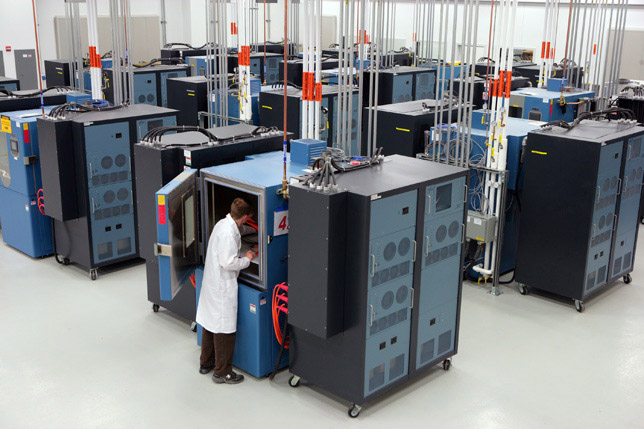 New Global Battery Systems Lab Opens at GM Tech Center