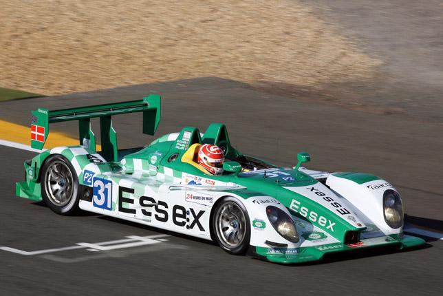 Porsche RS Spyder - Team Essex