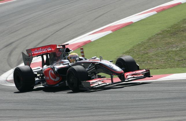Lewis Hamilton (Vodafone McLaren Mercedes)