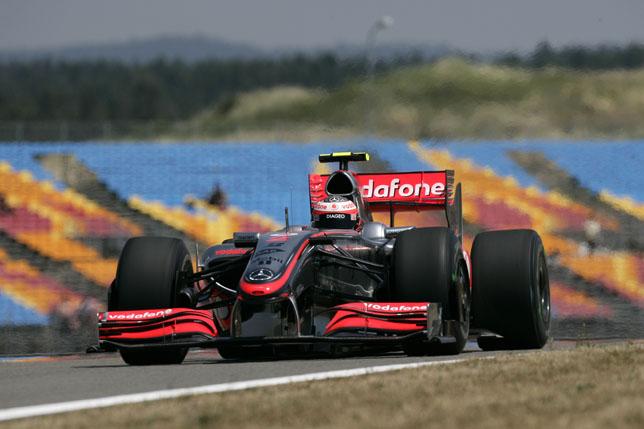 Heikki Kovalainen (Vodafone McLaren Mercedes)