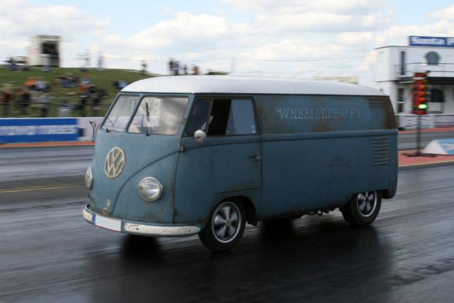 Volkswagen 1953 Transporter