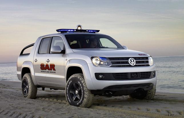 Volkswagen Amarok pickup concept