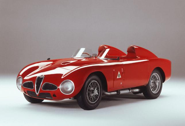 1953 Alfa 6C 3000cm