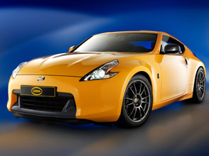cobra n+ tunes the new nissan 370z