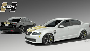 2010 HURST/Pontiac H.O.