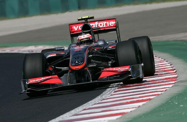 Hungarian GP: Heikki Kovalainen, Vodafone McLaren Mercedes