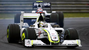 Brawn GP at the Hungarian Grand Prix