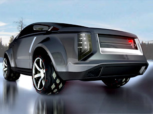 Kumho Fortis - Outline of the Future SUV