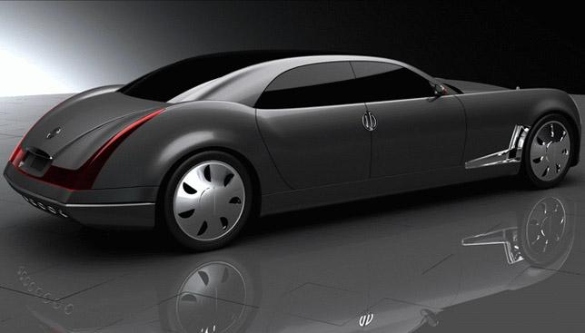 Natalia SLS 2 sport luxury sedan