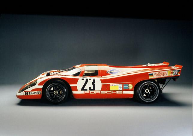 Porsche 917 K Short-Tail 1970
