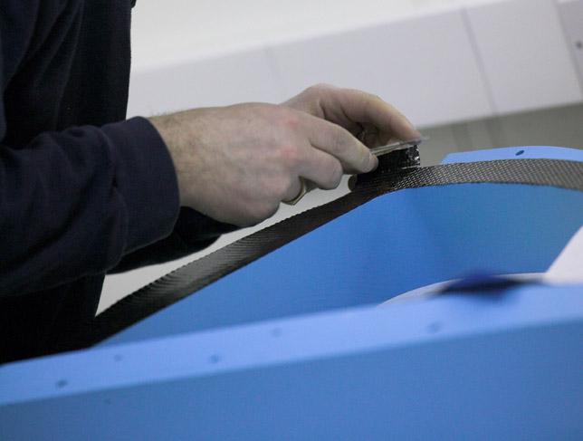 Prodrive Composite Process