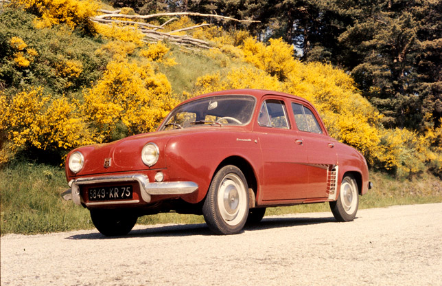 Renault 1959 electric Dauphine