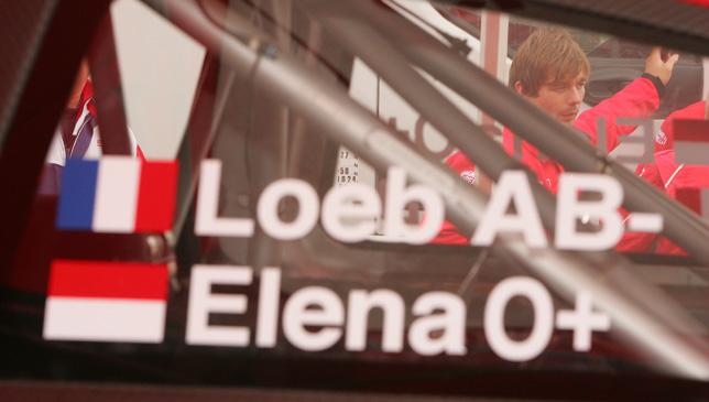 Sebastien Loeb - Cork