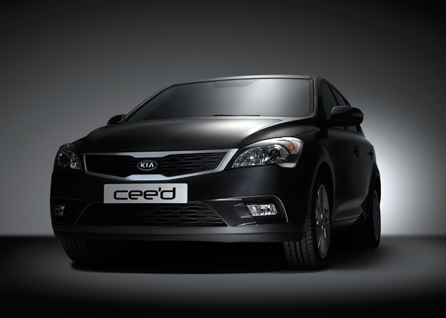 The New Kia cee'd