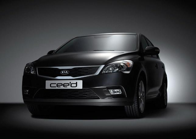 The New Kia cee'd