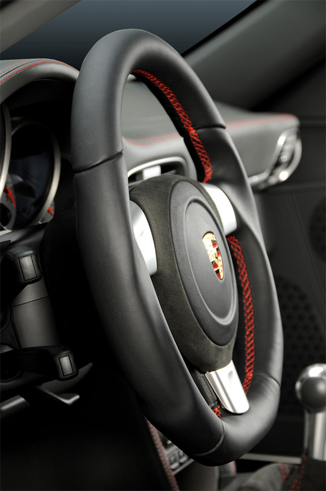 Vorsteiner Edition Thicker Sports Steering Wheel
