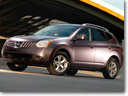 2010 Nissan Rogue Pricing Announced