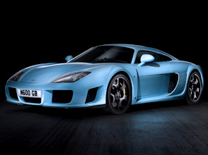 2010 noble m600 - a 225 mph supercar