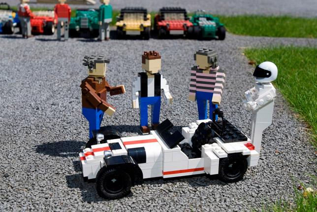 Caterham R500-LEGO