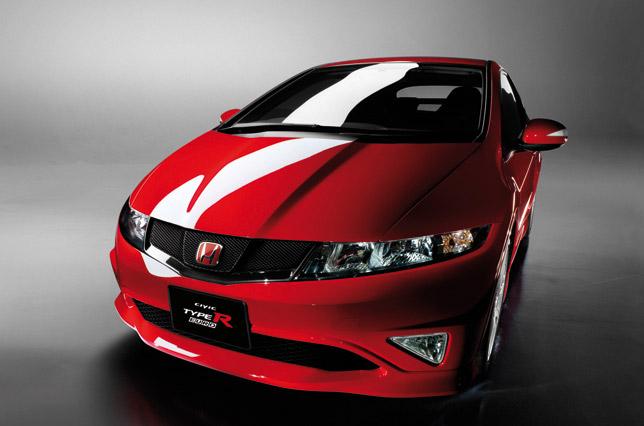 Honda Civic Type R EURO