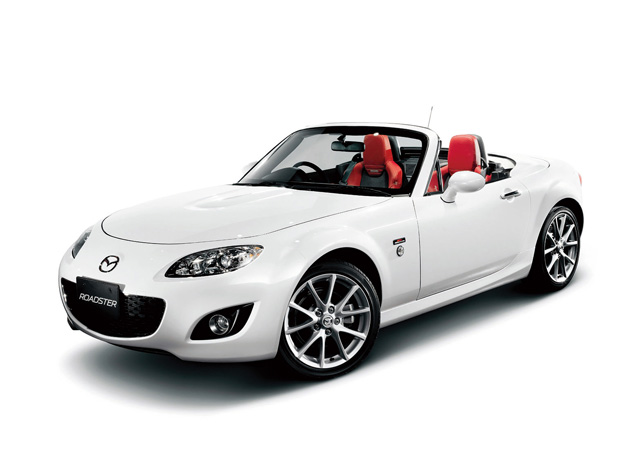 mazda mx 5 20th anniversary edition. Black Bedroom Furniture Sets. Home Design Ideas