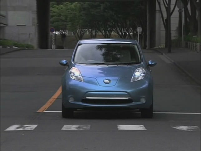 nissan leaf - the first affordable zero-emission car! (w/video)
