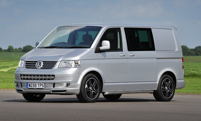 VW Transporter Sportline Limited Edition X