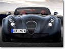 Wiesmann Roadster MF5 limited edition at Frankfurt
