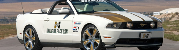 2010 Hurst Mustang Pace Car