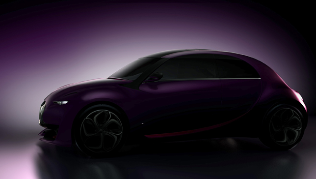 CITROËN is prepairing a surprise for the visitors of Frankfurt Motorshow 2009