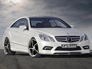carlsson ck50 based on e 500 coupe