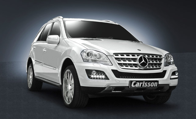 Carlsson daytime running lights for ML-Class W164