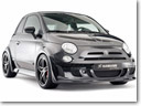 HAMANN LARGO - a Fiat 500 full of dynamism