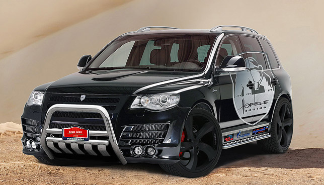 Hofele-Design Touareg Silk Way Rally edition