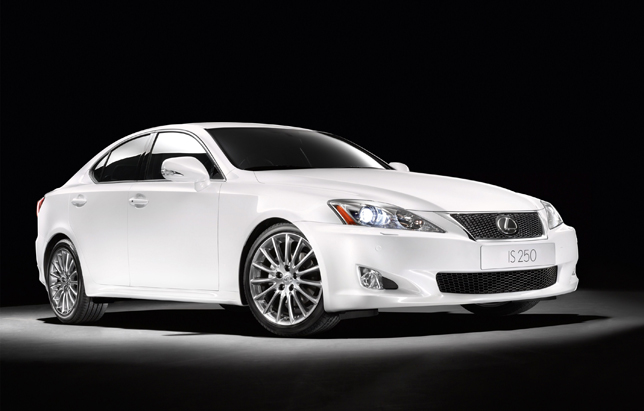 Lexus IS 250 with F-Sport package
