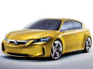 The LF-Ch Concept by LEXUS
