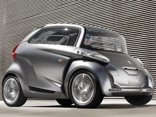 peugeot bb1 – zero emission car